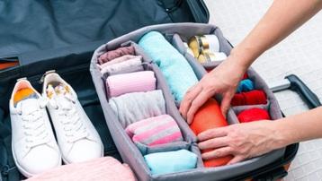 Cách sắp xếp đồ thông minh khi đi du lịch