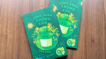 9X viết về sống xanh cho người Việt