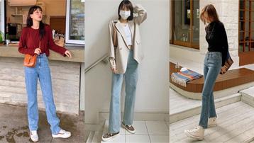3 xu hướng quần jeans sẽ bùng nổ trong thời gian tới mà chị em nên sắm