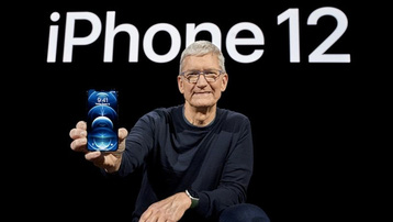 Apple bị kiện vì phát ngôn của Tim Cook