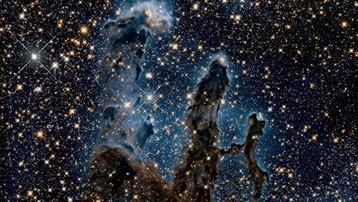 Cột trụ của tạo hóa: Vẻ đẹp lộng lẫy của vũ trụ