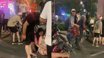 Hà Nội: Khởi tố nam thanh niên say rượu lái xe máy tông bà bầu 8 tháng sảy thai