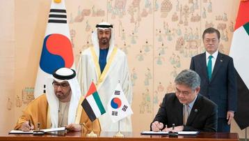 """Tiểu Vương quốc Ả rập Thống nhất liên minh dầu khí với Mỹ để đối phó với """"Một vành đai, Một con đường"""" của Trung Quốc"""