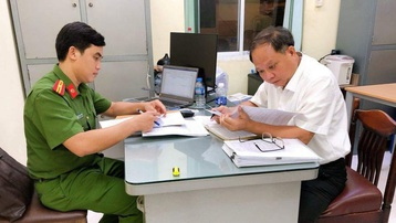Công an TPHCM thông tin về vụ án liên quan ông Tất Thành Cang
