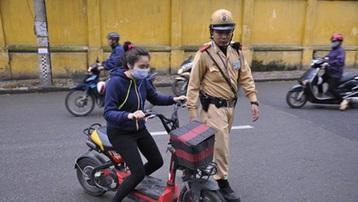 Đi xe đạp điện phải có giấy phép lái xe: Chuyên gia giao thông phân tích