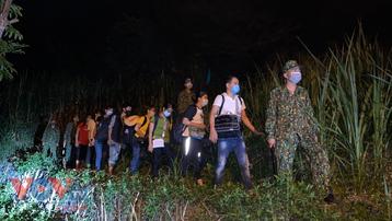 Phát hiện 86 công dân Việt Nam nhập cảnh trái phép ở Cao Bằng