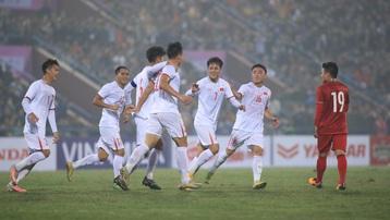 ĐT Việt Nam 2-2 U22 Việt Nam: Nỗ lực được đền đáp