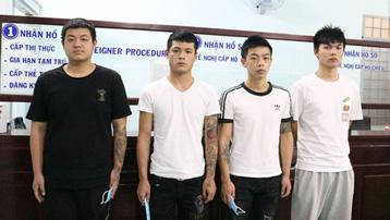 Công an tỉnh Kiên Giang trục xuất 4 người Trung Quốc nhập cảnh trái phép