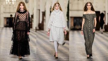 Chanel trình diễn thời trang tại Lâu đài của những Quý bà