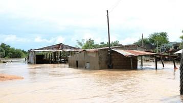 Mưa lũ ở Ninh Thuận gây thiệt hại 51 tỷ 300 triệu đồng