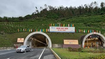 Khánh thành hầm đường bộ dài nhất Đông Nam Á