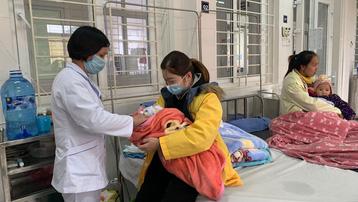 Cao Bằng: Bệnh nhân nhập viện tăng cao trong những ngày giá rét