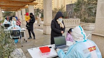 Trung Quốc: Số ca Covid-19 tăng 3 con số sau hơn 5 tháng