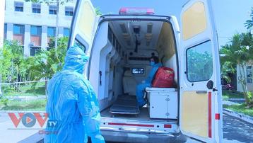 Bệnh nhân 1452 và 8 trường hợp F1 đều âm tính với SARS-CoV-2