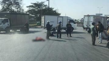 Hải Dương: Tai nạn khiến 1 phụ nữ tử vong, 1 em nhỏ bị thương