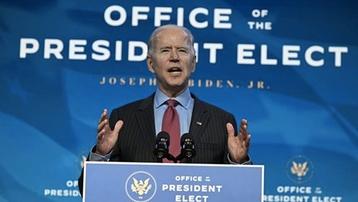 Công bố chủ đề lễ nhậm chức của Tổng thống đắc cử Joe Biden