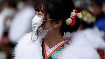 Ngày duy nhất trong năm kimono ngày lễ của phụ nữ chưa chồng đồng loạt hiện diện trên khắp Nhật Bản
