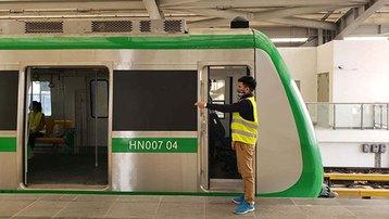 ''Chốt'' tiến độ hoàn thành đường sắt đô thị
