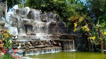 Biến sình lầy thành điểm du lịch lịch sử, văn hoá