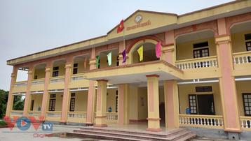 Hải Dương: Dấu hỏi về chất lượng thi công công trình trường THCS Tân Quang 2