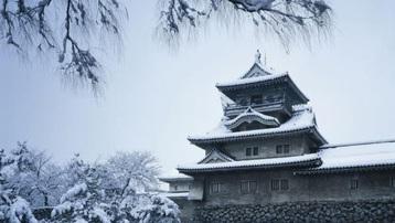 Vẻ đẹp thần tiên của những nơi tuyết rơi nhiều nhất thế giới