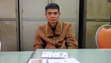 Bắt giữ đối tượng tàng trữ trái phép chất ma túy từng có 5 tiền án