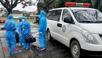 3 người nhập cảnh trái phép trở về Quảng Bình âm tính lần 1 với SARS-CoV-2