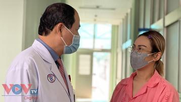 TPHCM: Phẫu thuật thành công lấy khối u đầu tụy nặng 2,2kg hiếm gặp trên thế giới