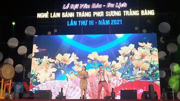 Tây Ninh: Khai mạc Lễ hội Văn hóa – Du lịch Nghề làm Bánh tráng phơi sương