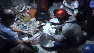 Công an huyện Châu Thành đánh sập ổ nhóm mua bán ma túy số lượng lớn