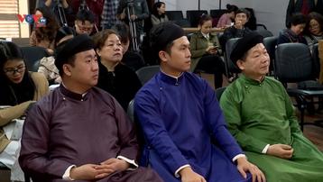 Đặc sắc hoạt động văn hóa mừng Đảng - mừng xuân Tân Sửu 2021 tại Hà Nội