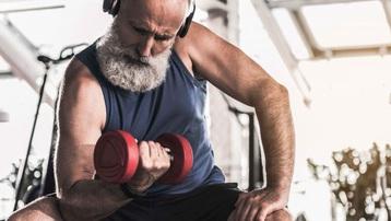 Tập gym để dẻo dai khi về già?