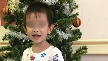 Bé trai mới 3 tuổi đã bị đột quỵ vì dị dạng mạch máu