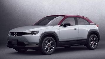 Mazda MX-30 tại Mỹ sẽ được trang bị động cơ xoay