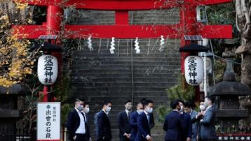 Nhật Bản gấp rút ra Tuyên bố tình trạng khẩn cấp Covid-19 trở lại