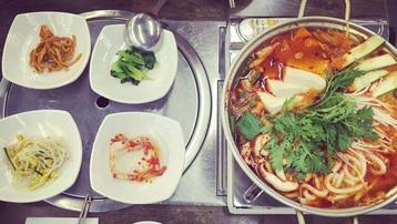 Kim chi là món ăn Hàn Quốc được ưa thích nhất trên toàn cầu