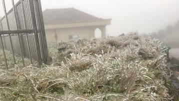 Bắt đầu đợt rét đậm thứ 3, vùng núi cao có nơi dưới 0 độ C, có khả năng mưa tuyết