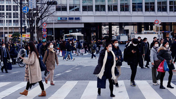 Dịch bệnh vẫn phức tạp sau khi ban bố tình trạng khẩn cấp ở Nhật Bản