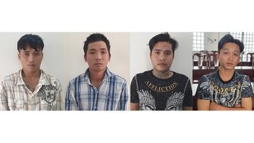 Kiên Giang: Truy bắt nhanh 4 đối tượng trong nhóm hỗn chiến làm 1 người chết