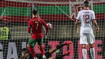 Kết quả Bồ Đào Nha 3-0 Qatar: Ronaldo ghi bàn, Bồ Đào Nha đè bẹp nhà vô địch châu Á