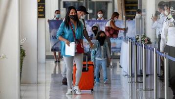 Thái Lan mở thêm 5 khu vực đón du khách vào tháng 11