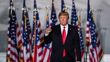 Ông Trump tuyên bố sẽ 'lấy lại nước Mỹ'