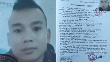 Truy nã kẻ dùng dao tự chế chém người trọng thương ở Hà Nội