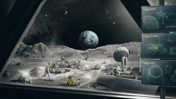 Mỹ sẽ phóng tàu thám hiểm Australia sản xuất lên mặt trăng