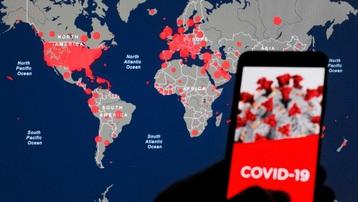 Số người chết do Covid-19 ở Mỹ vượt quá 700.000 ca