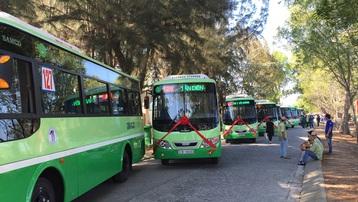 Bốn tuyến xe buýt đầu tiên được hoạt động trở lại tại TP.HCM