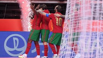 Kết quả Argentina 1-2 Bồ Đào Nha: Bồ Đào Nha vô địch futsal World Cup 2021