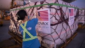 603.380 liều vaccine Pfizer tới TP.HCM, Mỹ tặng Việt Nam tổng 9,1 triệu liều