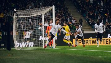 Kết quả bóng đá Đức 2-1 Romania: Nhọc nhằn giữ đỉnh
