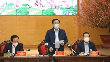 Bí thư Thành ủy Vương Đình Huệ yêu cầu 'chạy đua với thời gian' tìm nguồn lây của bệnh nhân 2229